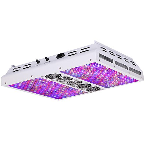 VIPARSPECTRA Dimmable Series PAR1200 1200W LED Grow Light
