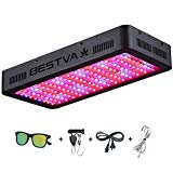 BESTVA 1500W Double Chips LED Grow Light Full Spectrum Grow