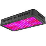 1500W LED Grow Light, Dimgogo Triple Chips Full Spectrum Grow Lamp with UV&IR