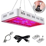 Roleardo Galaxyhydro Dimmable 300W LED Grow Light with UV and IR