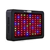 Wattshine 300W Led Grow Light,Full Spectrum DWC Hydroponic Grow Lights System