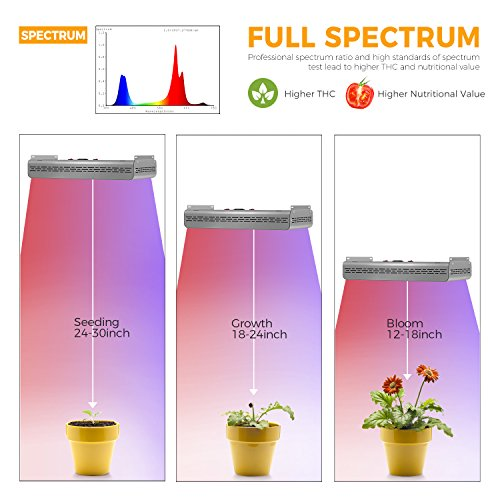 Mars Hydro Grow Lights - Reviews & Comparison 2019