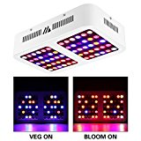 MORSEN Reflector-Series 600W Full Spectrum LED Grow Light