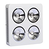 Roleadro 800W COB LED Grow Light 9 Band for Plants Growing
