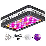 BESTVA Reflector Series  Full Spectrum 600W LED Grow Light