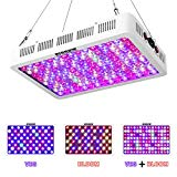 HIGROW Optical Lens-Series 600W Full Spectrum LED Grow Light