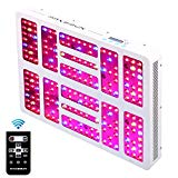 MAXSISUN  MT1000 Timer Control 1000W  Dimmable Full Spectrum LED Grow Light