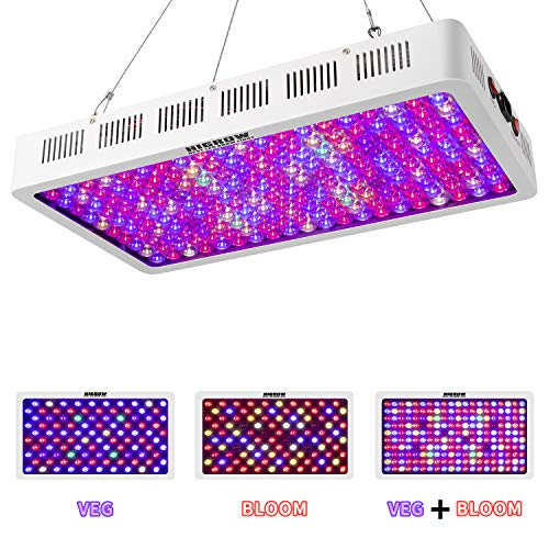 HIGROW Optical Lens-Series 1000W Full Spectrum LED Grow Light