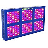 MEIZHI 900W Full Spectrum LED Grow Light