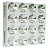 Roleadro 1600w LED Grow Light with Reflector, Full Spectrum