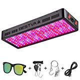 BESTVA DC Series 2000W LED Grow Light Full Spectrum Grow Lamp