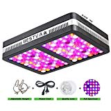 BESTVA Reflector Series 1200W LED Grow Light Full Spectrum