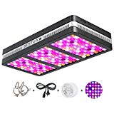 BESTVA Reflector Series 2000W LED Grow Light Full Spectrum
