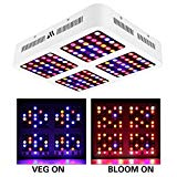MORSEN Reflector-Series 1200W  Full Spectrum LED Grow Light