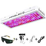 King Plus 2000W Double Chips LED Full Spectrum Grow Light
