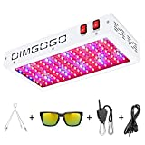 Dimgogo 1500W Full Spectrum LED Grow Light with Triple Chips