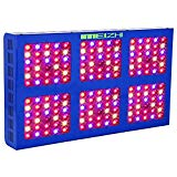 MEIZHI 300W Led Grow Light Full Spectrum for Indoor Hydroponic Plants Veg and Flower