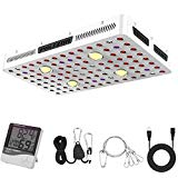 Phlizon CREE COB Series 2000W LED Full Spectrum Plant Grow Light